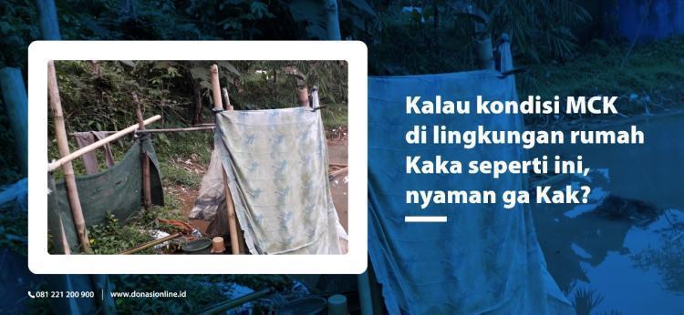 Gambar banner 100 MCK Layak untuk Masyarakat Pedesaan