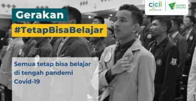 Banner program Bantu 100 Pelajar dan Mahasiswa Berprestasi Indonesia Wujudkan Cita-Cita