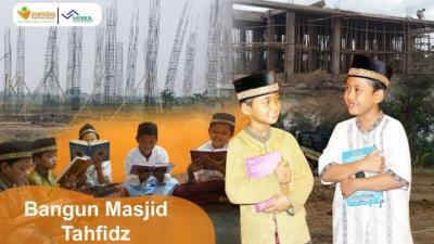 Banner Program Wakaf pondok pesantren al falah                                      title=