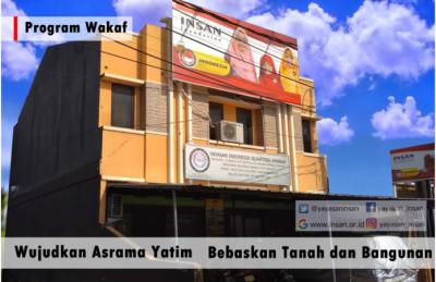 Banner Program Wakaf Tanah Bangunan                                      title=