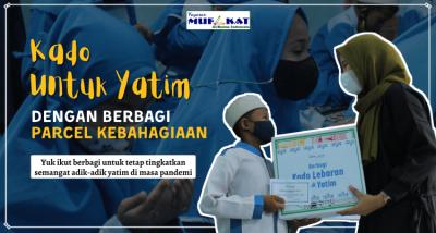 Gambar banner Kado Untuk Yatim