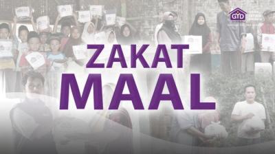 Banner Program Yuk Tunaikan Zakat Maal                                      title=