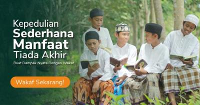 Banner Program Wakaf Produktif                                      title=