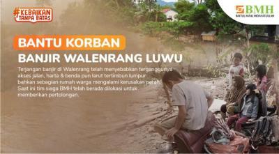 Gambar banner Turun Bantu Korban Banjir Walenrang Luwu