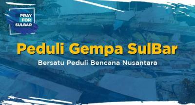 Gambar banner Bersatu Peduli Bencana Nasional