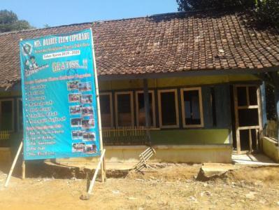 Banner Program Masih Numpang.. Bantu MTS Daarul Ulum Bangun kelas                                      title=