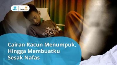 Banner Program Gagal Ginjal, Bantu Guru Honorer Bisa Cuci Darah                                      title=