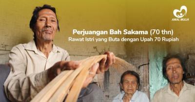 Banner Program Bagi-Bagi THR untuk Lansia Dhuafa                                      title=