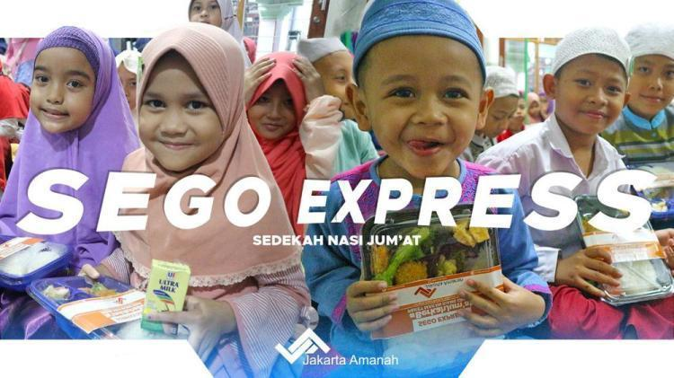 Banner Program Jumat Berkah Berbagi Makanan Untuk Yatim Dhuafa                                      title=
