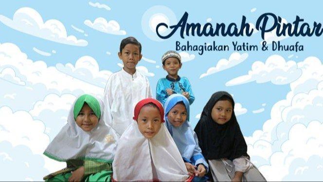 Banner Program Bersama Bantu YatimBahagia                                      title=