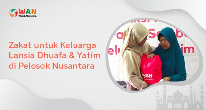 Gambar banner Zakat untuk Bantu Lansia Dhuafa di Pelosok Nusantara