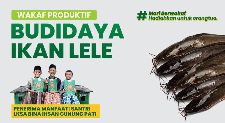 Gambar banner Mari Berwakaf Hadiahkan untuk Orang Tua