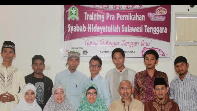 Banner program Yuk dukung pemuda menuju keluarga qurani