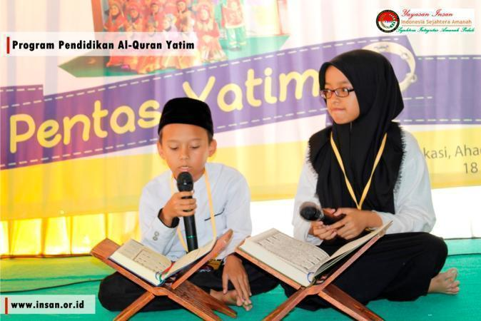 Banner program Tahfidz Alquran