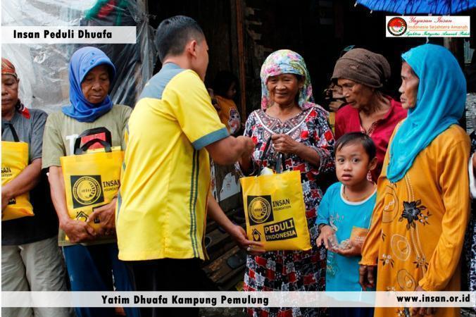 Banner Program Peduli Pemulung Ada Ribuan Yatim Dhuafa                                      title=