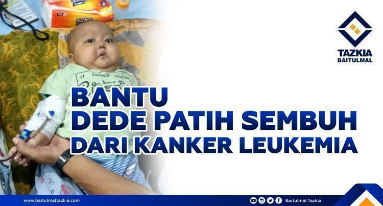 Gambar banner Bantu Patih sembuh dari Kanker Leukemia