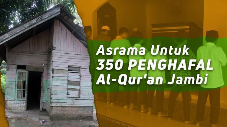 Gambar banner Bantu Pesantren Hidayatullah, Jambi Miliki Asrama Layak