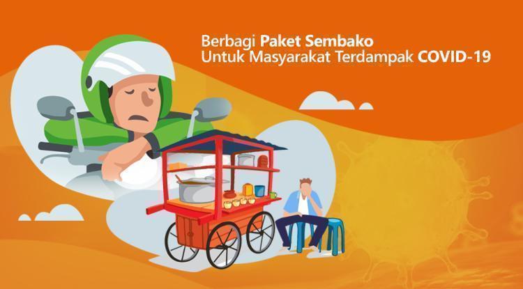 Gambar banner Dampak Covid-19 Masyarakat Kecil Menjerit
