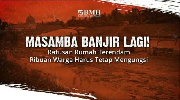 Gambar banner Masamba Kembali Diterpa Banjir Bandang