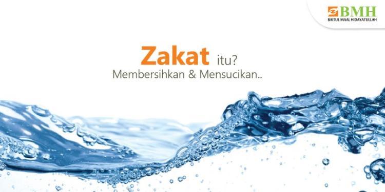 Banner program Zakat untuk Muallaf