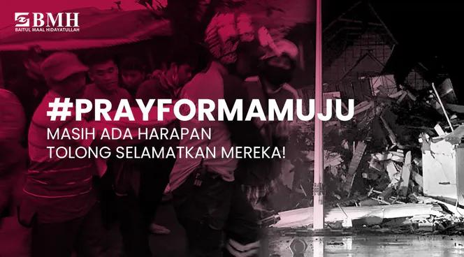 Banner program Masih Ada Harapan Untuk Selamatkan Korban