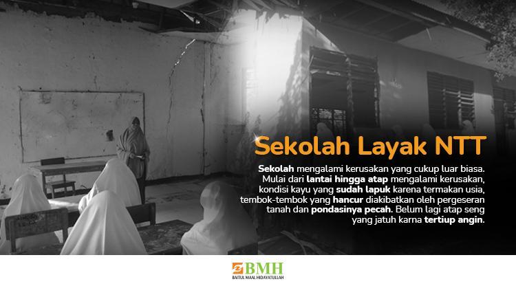 Gambar banner Urgent, Bantu Debora Belajar di Sekolah yang Layak