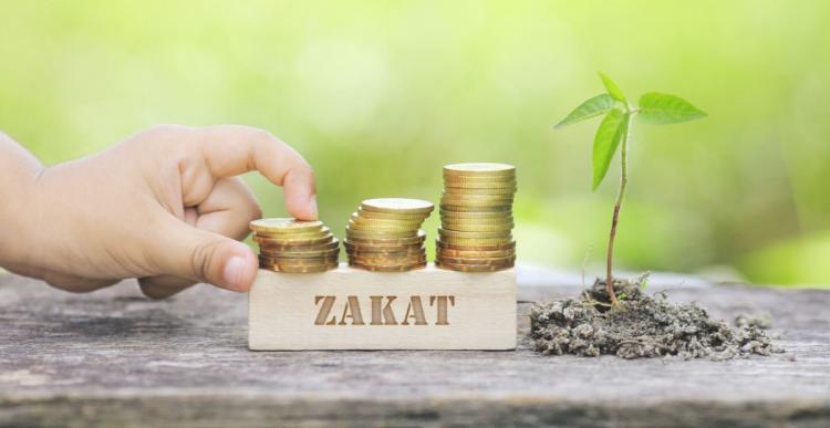 Gambar banner Bersihkan harta dan jiwa dengan Zakat