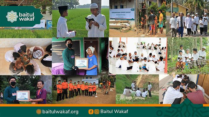 Gambar banner Wakaf Uang