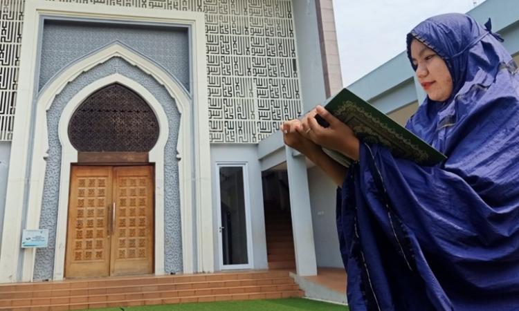 Banner program Perbanyak Tabungan Akhiratmu Dengan Wakaf Quran