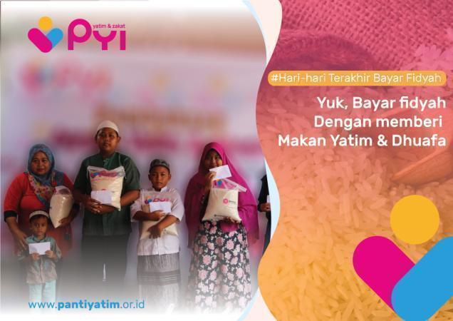 Gambar banner FIDYAH KITA UNTUK YATIM DAN DHUAFA