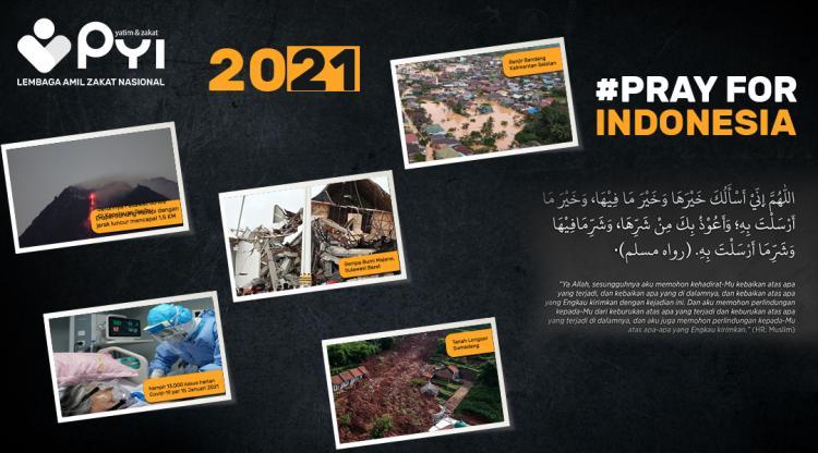 Banner program Tanggap Bencana -Panti Yatim Indonesia