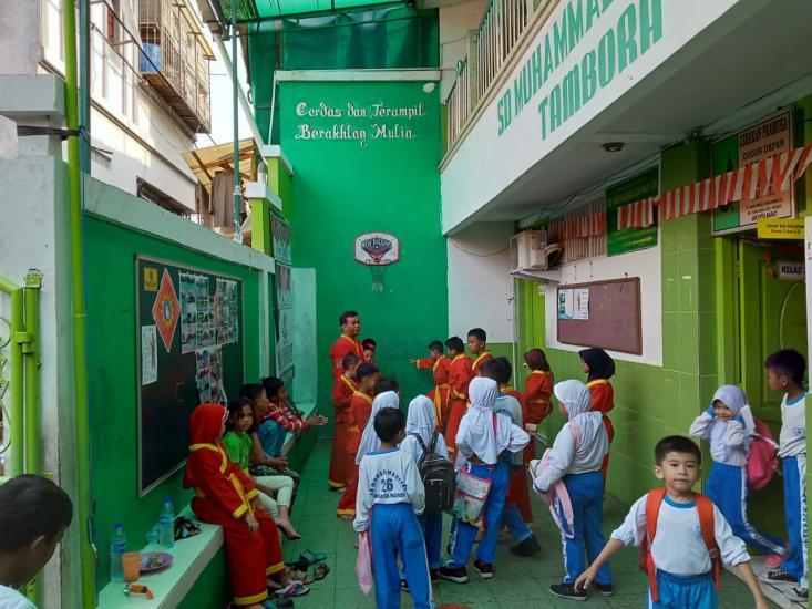 Gambar banner Bantu Renovsi Sekolah SD Muhammadiyah 26 Tambora