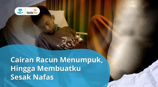 Gambar banner Gagal Ginjal, Bantu Guru Honorer Bisa Cuci Darah