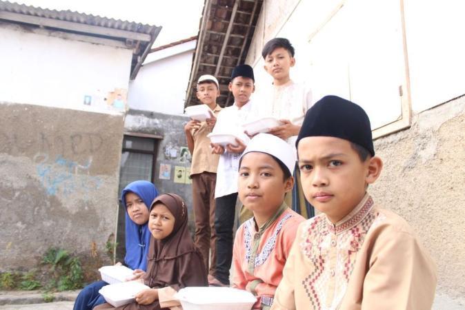 Banner program Sambut Ramadhan, Mulai Sedekah Iftar Yatim