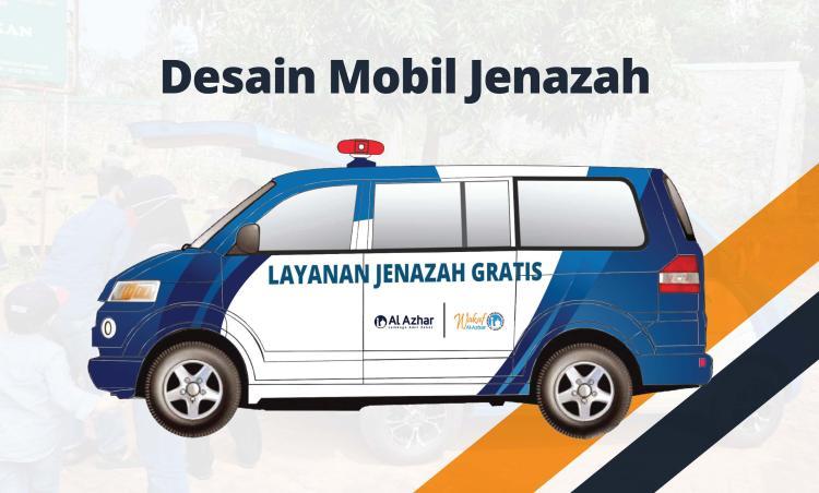 Gambar banner Mobil Jenazah Gratis Untuk Dhuafa