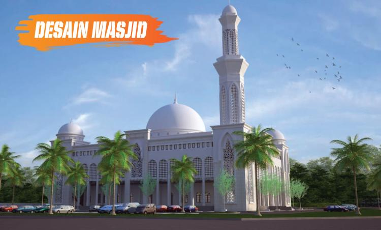 Gambar banner Dukung Pembangunan Masjid Raya Al Azhar Cikarang