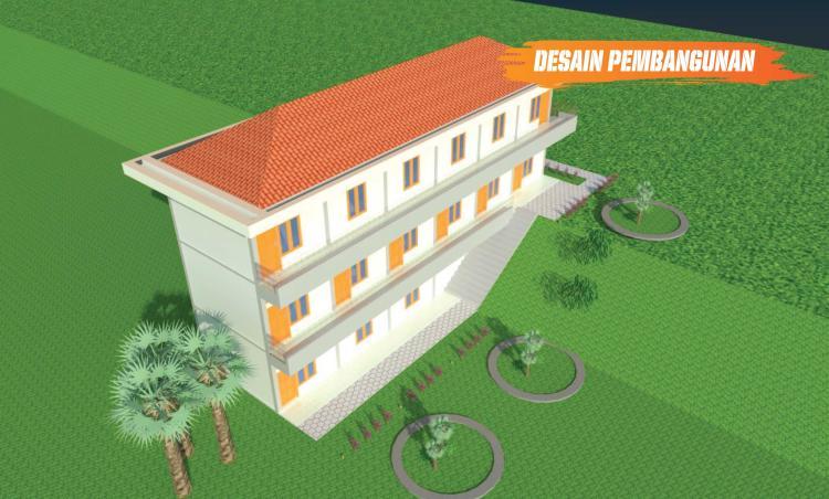 Gambar banner Dukung Pembangunan Rumah Tahfidz di Sumatera Barat