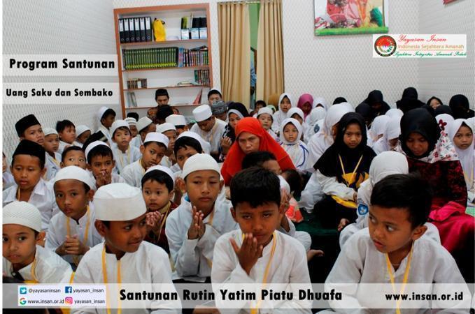 Banner program Santunan Rutin