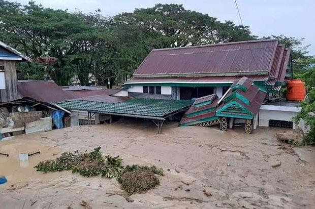 Gambar banner SIGAPBENCANA Banjir Bandang Masamba