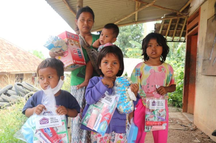 Gambar banner Bantu Yatim Bersaudara Berjuang Lanjutkan Hidup