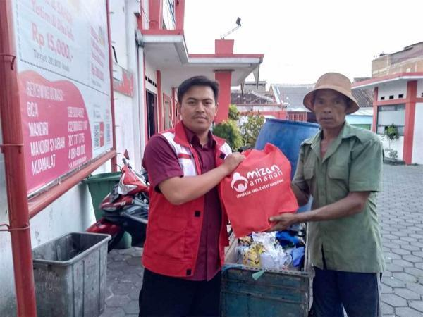 Donasi Parcel Lebaran untuk Dhuafa