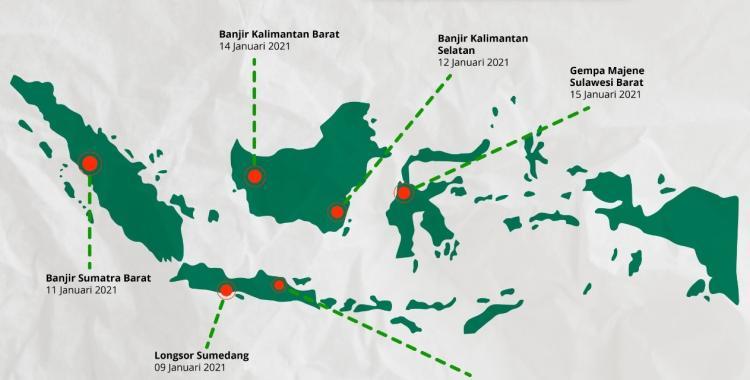 Gambar banner Indonesia Siap Siaga