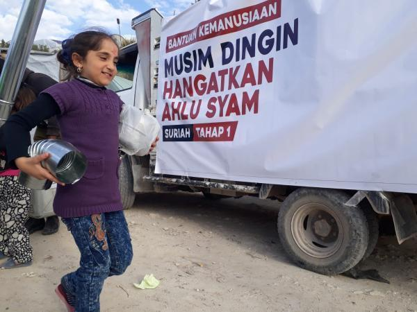 Gambar banner Winter Aid Project